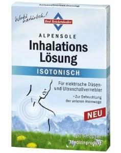 Bad Reichenhaller Salz-Lösung