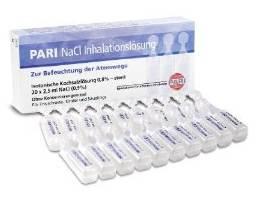 Pari Inhalations-Lösung